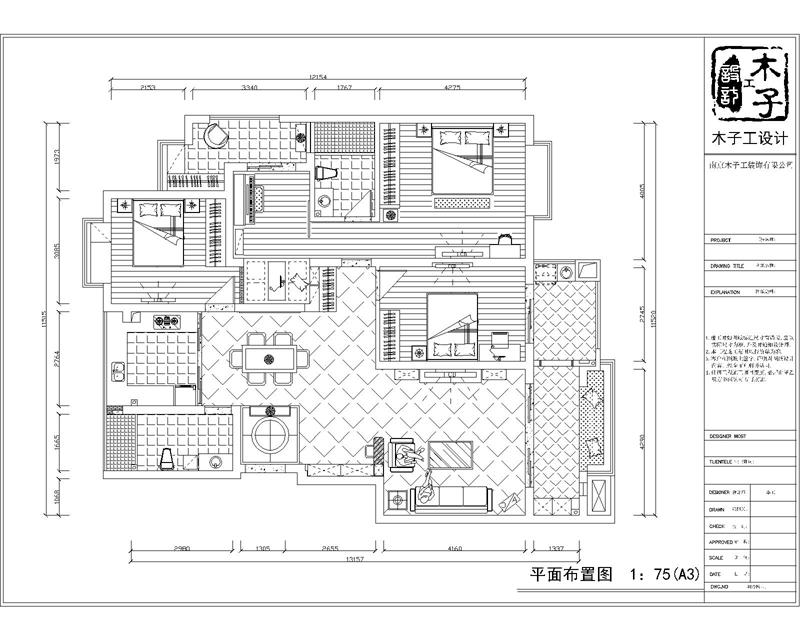 客厅电梯井拐角设计图