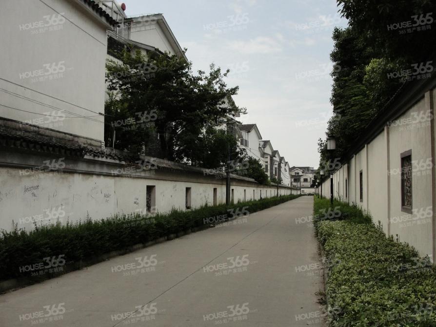 紫竹苑实景图