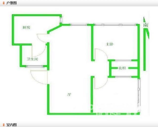 110平米农楼中楼外表设计图