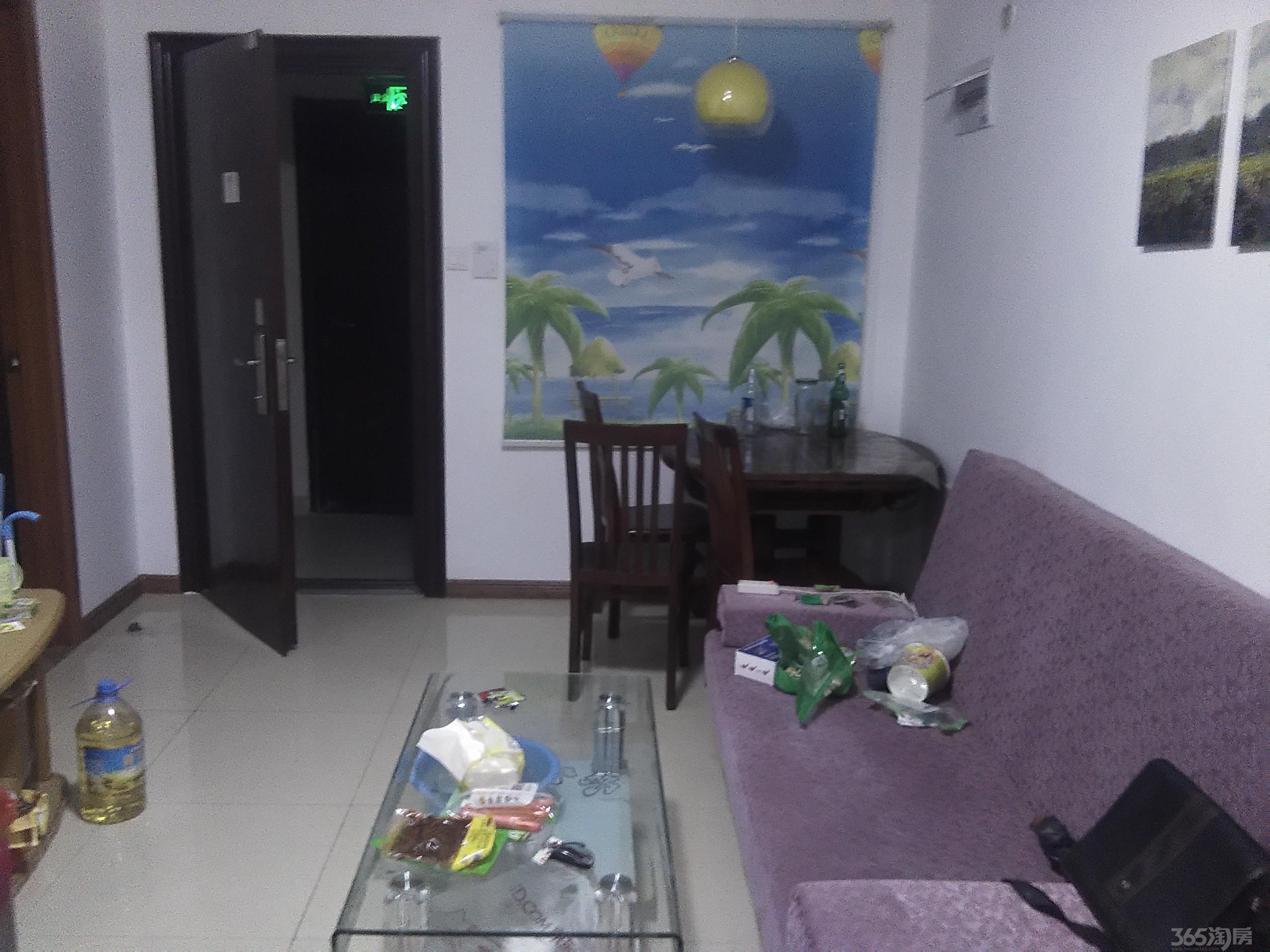 建邺奥体江心洲洲岛家园精装两室拎包住随时看房