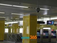 轻轨2号线及轻轨4号线站点石湖西路站