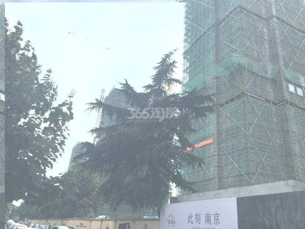 金陵雅颂居实景图(9.12)