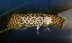 碧桂园湖光山色效果图