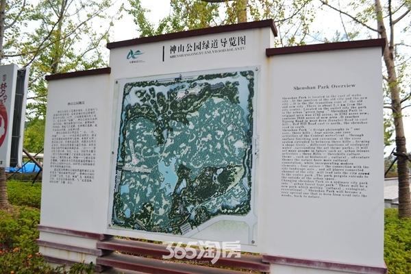 芜湖神山公园