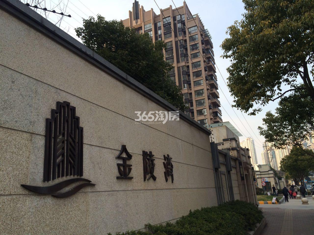 恒盛金陵湾实景图(3.27)