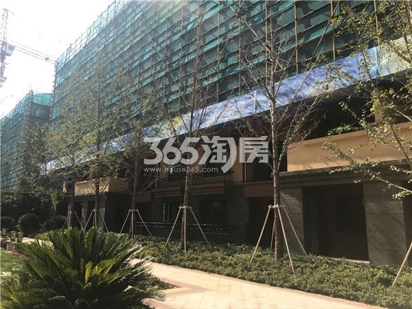 阳光100阿尔勒・星空洋房工程实景(2017.8)